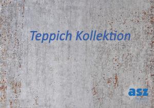 ASZ Teppiche - Katalog